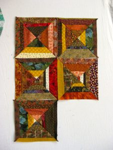 Fall From Scraps to Squares