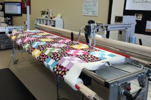 Our Innova Longarm Machine